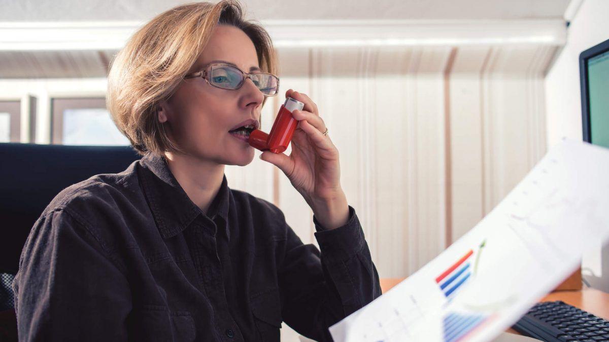 Asma ocupacional: você sabe o que é isso?