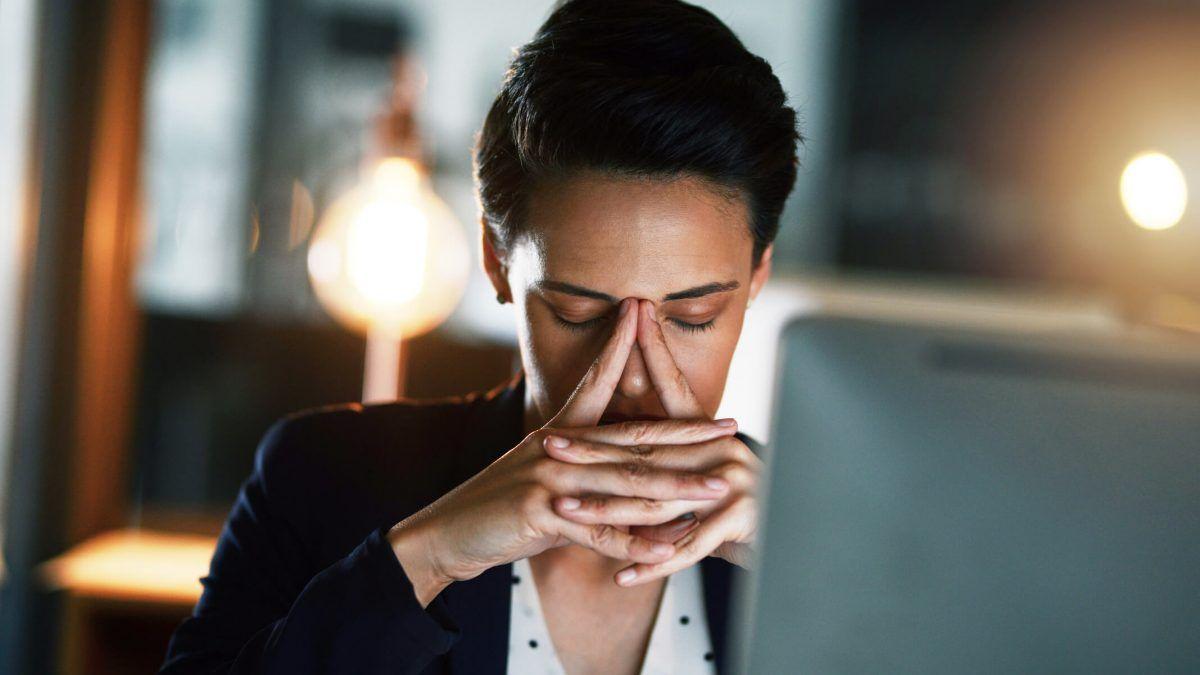 Como amenizar o estresse no  trabalho?