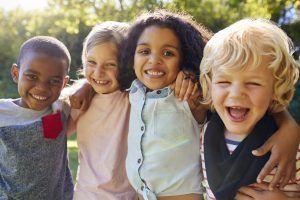 prevenção para as crianças