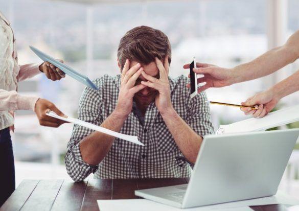 estresse e trabalho