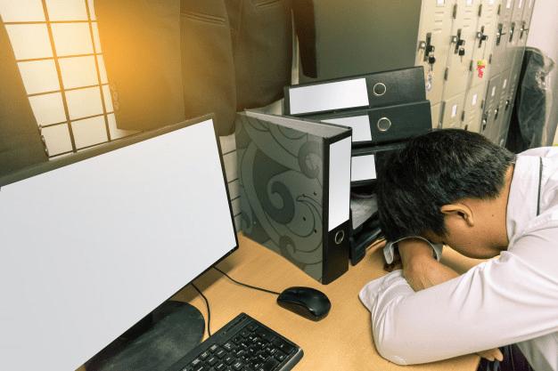 Médicos com Síndrome de Burnout