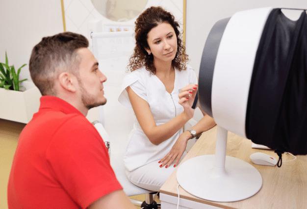 Importância da teledermatologia no diagnóstico precoce