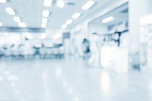 superlotação em hospitais