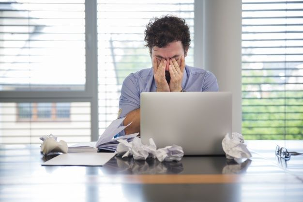 O estresse no trabalho pode atrapalhar rendimento da equipe