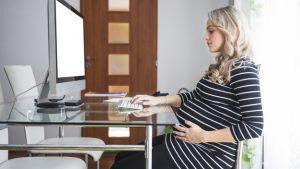 gravidez no trabalho