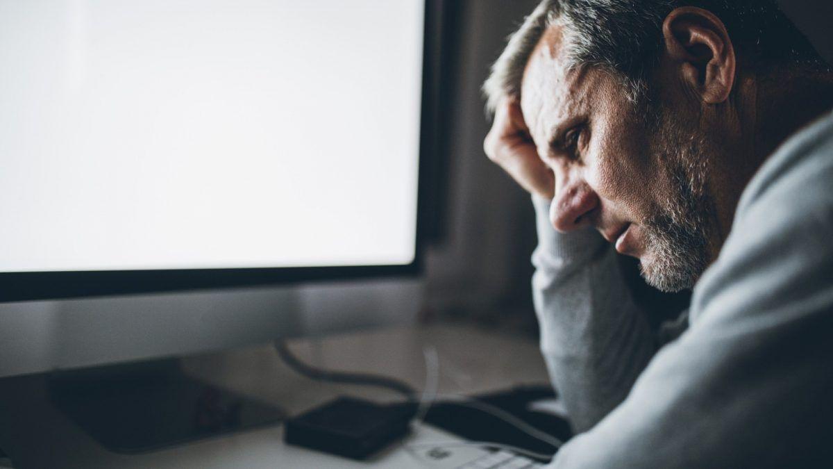 Esgotamento profissional e seus sintomas