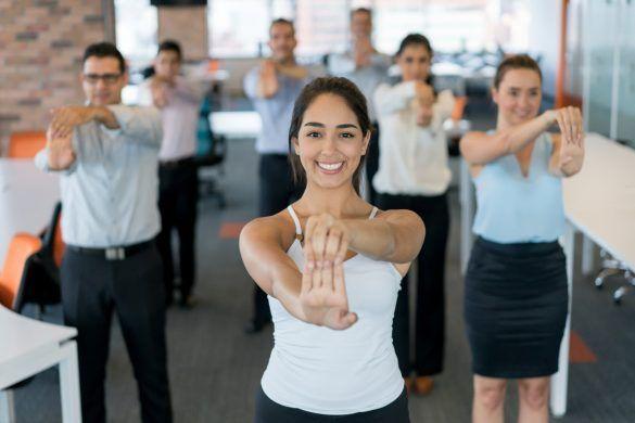 sedentarismo nas empresas