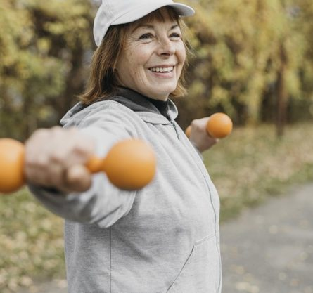 rotina de exercícios